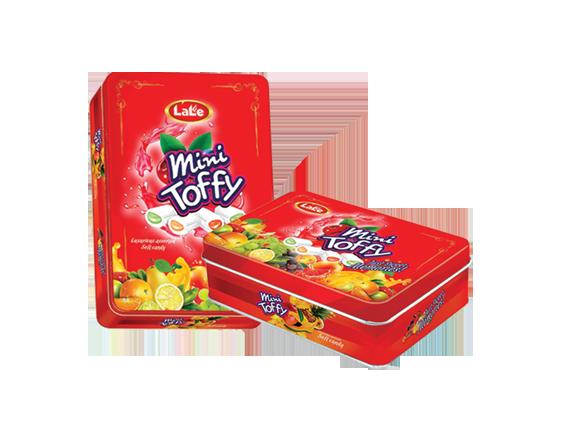 Kẹo mềm hương trái cây Mini Toffy hiệu LaLe 250 g thổ nhĩ kỳ